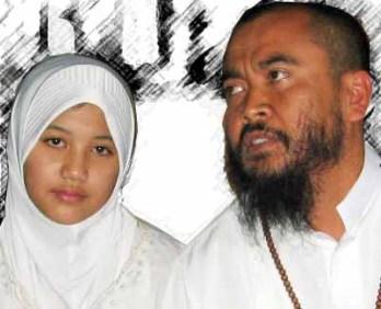 Syeh Puji dan Istri Kecil nya Ulfa